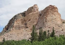 Crazy Horse Memorial - Wikipedia